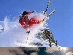 Haciendo las maletas para esquiar