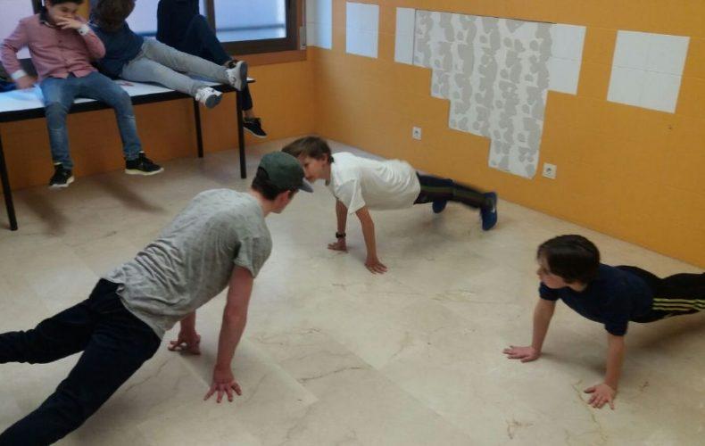 Crónica del viernes: el Break Dance triunfa en Añisclo
