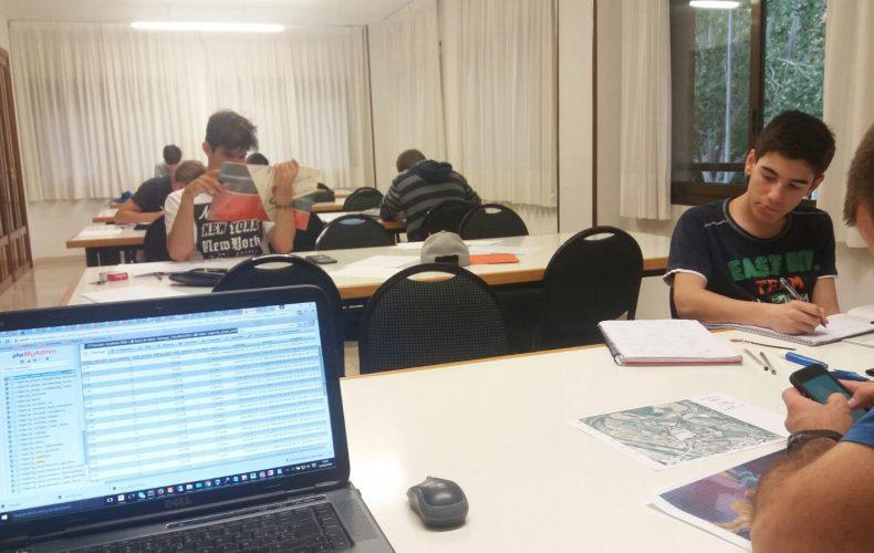 ¡10 horas de estudio en un fin de semana!
