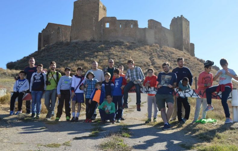 Súper excursión al Castillo de Montearagón y Gorgas de San Julián