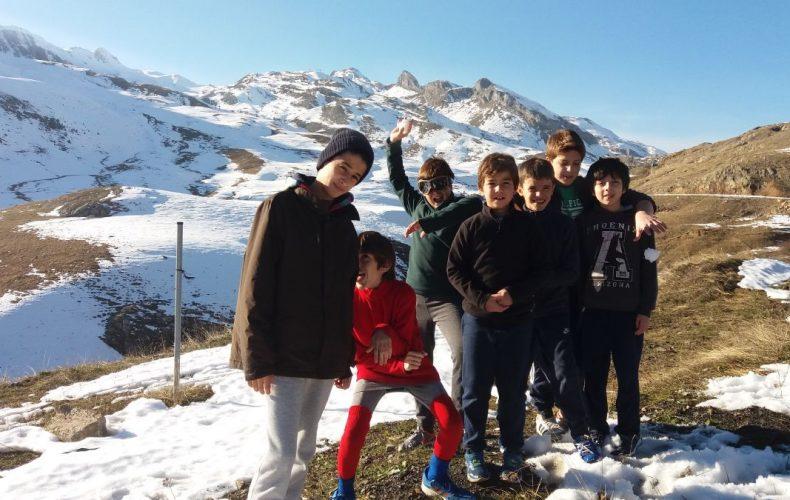 Fotos de los últimos planes en Añisclo