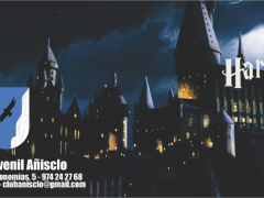 Campamento de Semana Santa de Harry Potter
