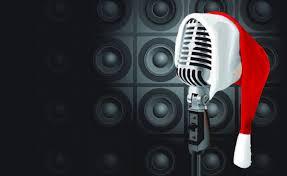 Nuestro programa navideño en la radio